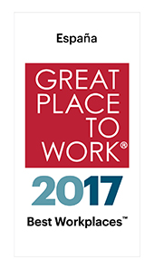 Kantar Worldpanel, Best Workplaces España 2017